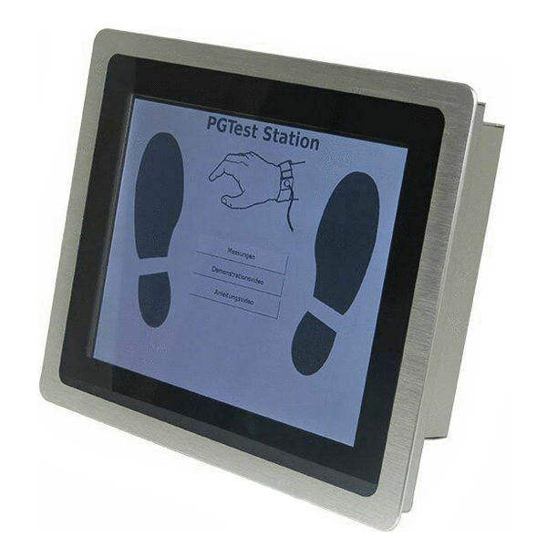 Touch Screen Monitor TC18 mit integriertem DATA Terminal